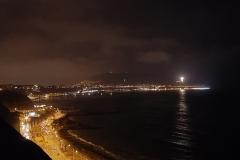 Miraflores bei Nacht