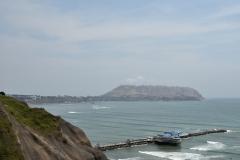 Blick auf Barranco